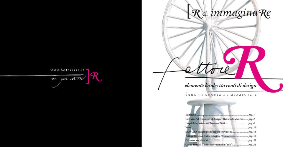 Fattore R – Elemento Locale: Correnti Di Design