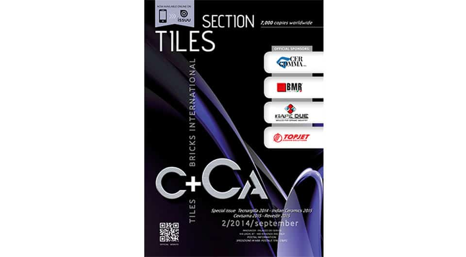 C+CA Tiles & Bricks International: Tutte Le News Dal Settore Ceramico