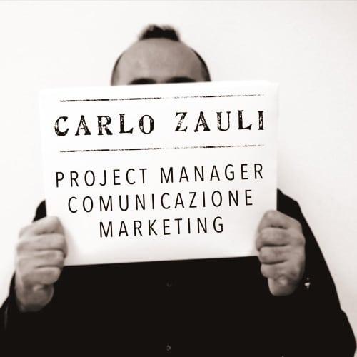 carlo zauli - Project Manager, Comunicazione, Marketing