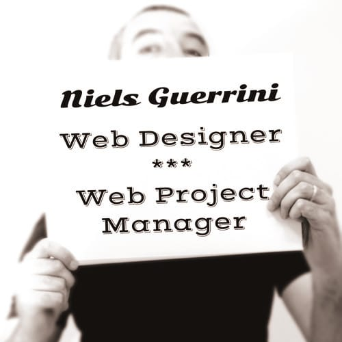 niels guerrini - Web Designer - Web Project Manager